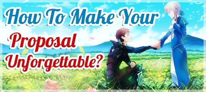How To Make Your Proposal Unforgettable ?